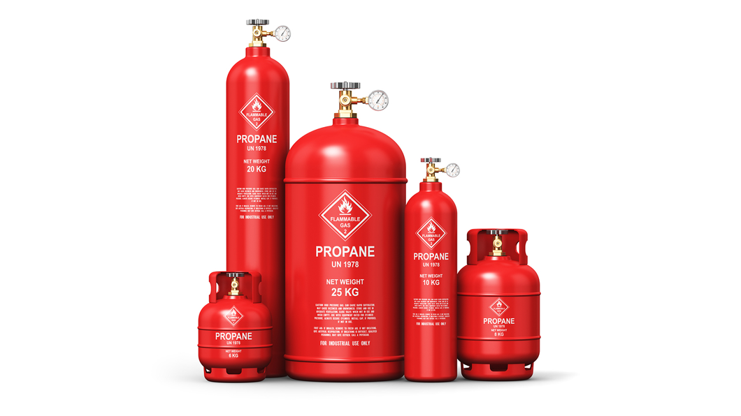All the Propane Products You Need